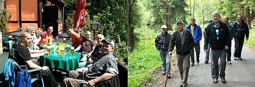 Bilder vom Männertags-Ausflug nach Tschechien